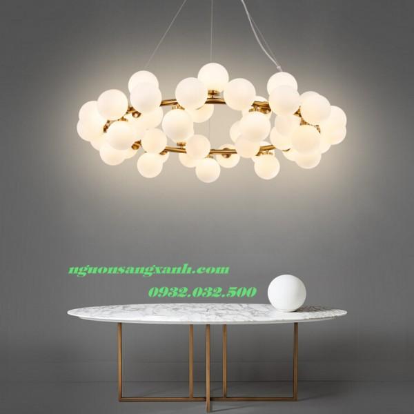 Đèn trang trí quả cầu