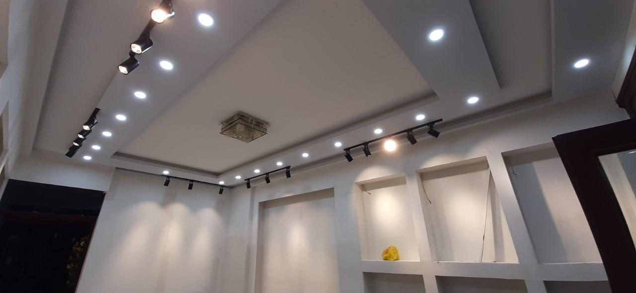 đèn âm trần dùng để chiếu sáng - nguonsangxanh.com