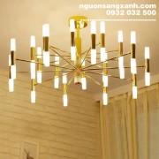 Chùm đèn 40 đầu | nguonsangxanh.com